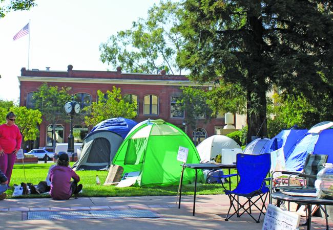 Occupy SLO – the 99 percent