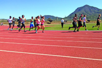 Cuesta's cross country hits the ground running
