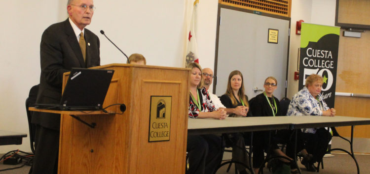 Accreditation team commends Cuesta