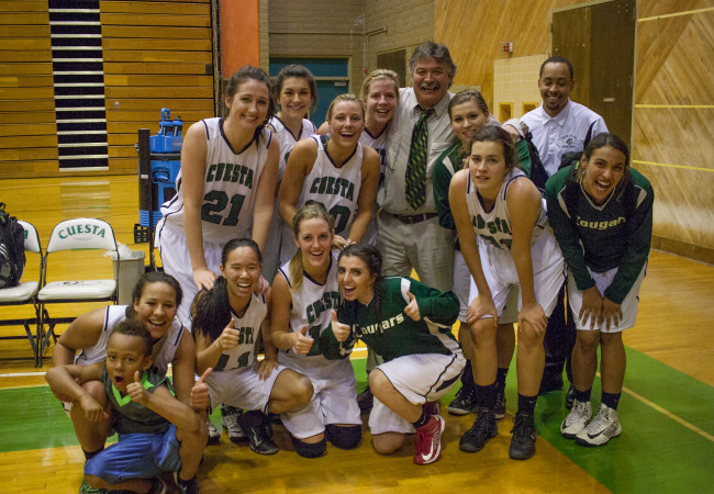 Men's and women's hoops playoff bound