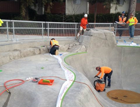 SLO skate park opens Feb. 28
