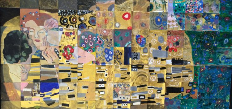 Cuesta gallery accepting student art