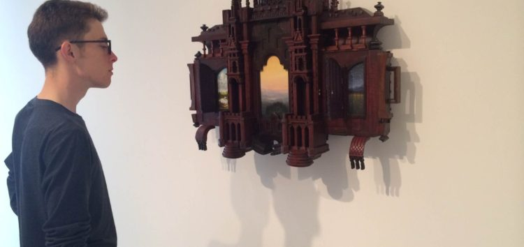 Gothic gallery glory