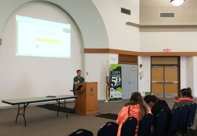 Students bring up concerns about smoking zones at open forum