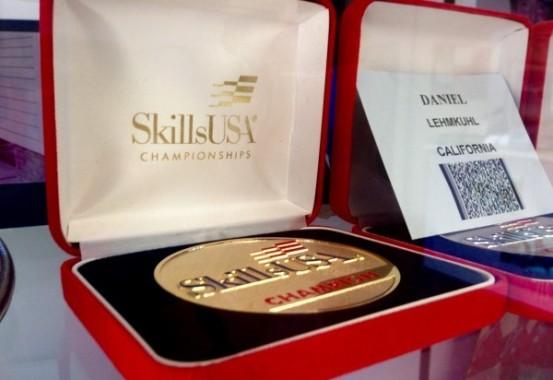 SkillsUSA opens doors for employment