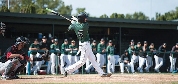 Spring in swing for Cougars