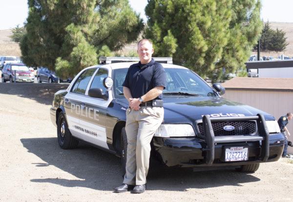 Cuesta's new top cop: Bryan Millard steps up