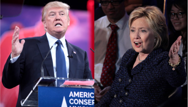 Presidential debates don't matter on election day