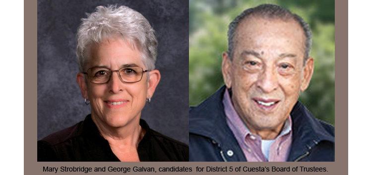 Seat open on Cuesta's Board of Trustees