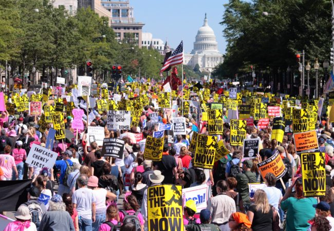 Four ways to make a difference in politics today