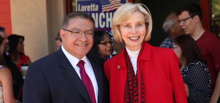 SLO County's Congressman Carbajal is sending a message to Trump