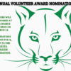 Annual volunteer award nominations for 2017