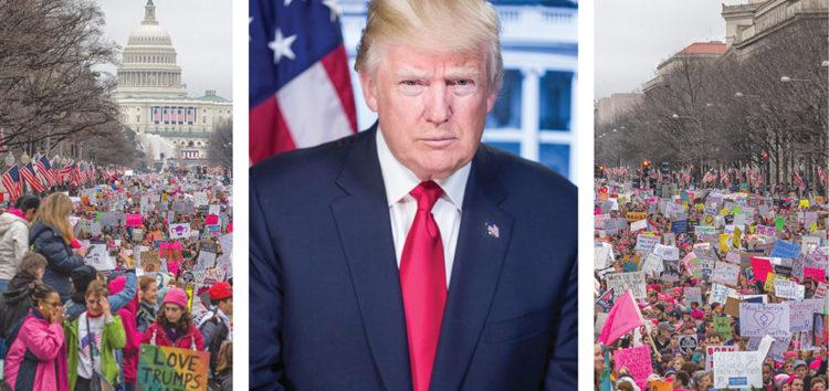 Cuesta in the time of Trump