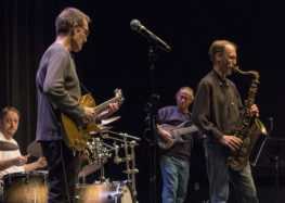 "Los Angeles based jazz fusion group ""Altered"" performs at Cuesta"