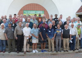 Cuesta's first football team has their 40 year reunion