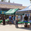 Cuesta police and student body host a welcome barbecue