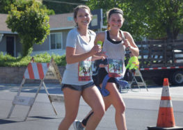 Two Cuesta College athletes place top three in the SLO Marathon