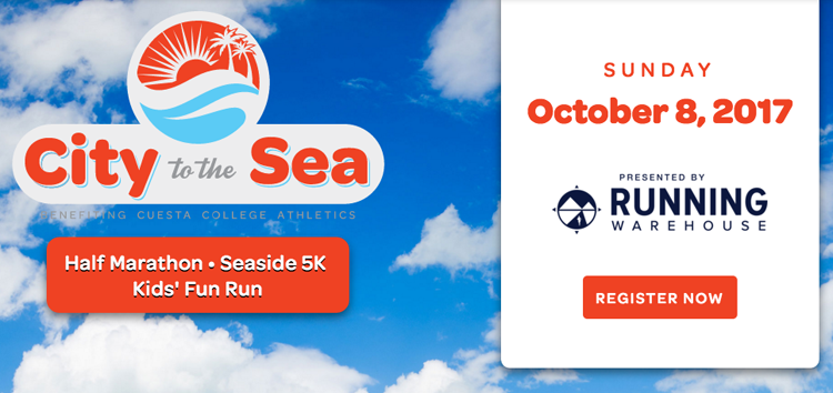 It's time to run in the annual City to the Sea Marathon