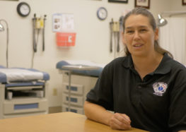A profile: Life as an EMT