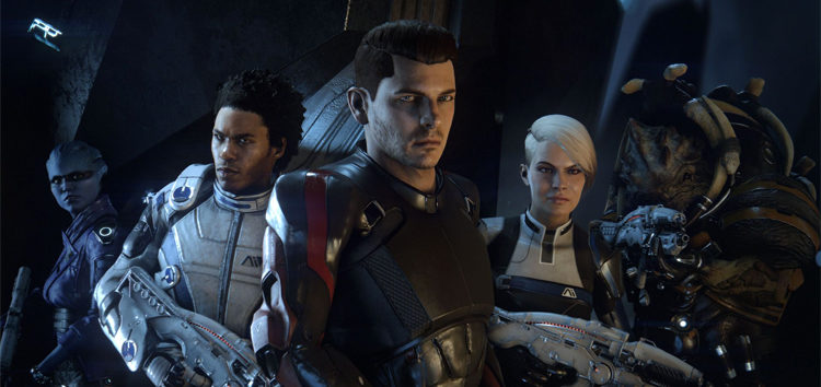"""Mass Effect Andromeda,"" mankind's last hope"