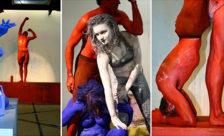 Oliver Herring: Art through improvisation