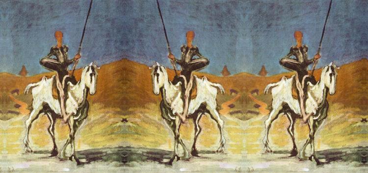 "Cuesta brings ""Man of La Mancha"" to life"