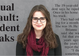 Sexual assault: Student speaks out