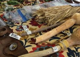 Salinan tribe woman shares Native American medicine