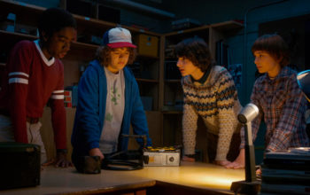 "<span style=""color: #ff0000;"">Review: Stranger Things 2, stuck in the upside down</span>"
