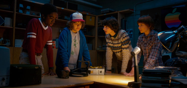 """<span style=""""color: #ff0000;"""">Review: Stranger Things 2, stuck in the upside down</span>"""