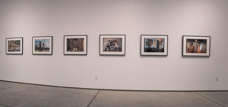 Social justice art exhibit on display at the Cuesta art gallery