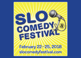 SLO Comedy Festival lined up for February