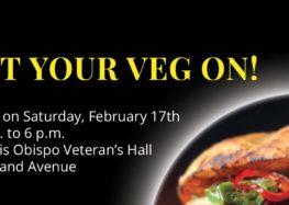 San Luis Obispo's first ever Vegan Festival held this Saturday