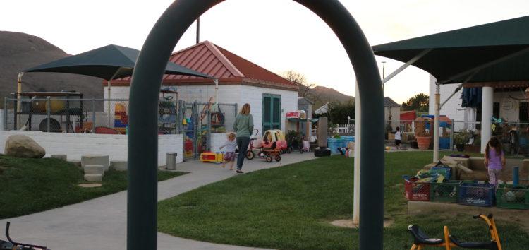 Cuesta daycare teaches through play