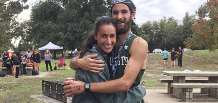 Cross country runners find love on the track