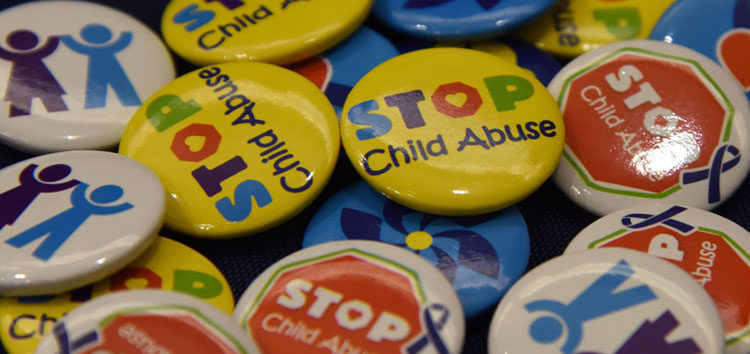 Cuesta is raising awareness for child abuse prevention