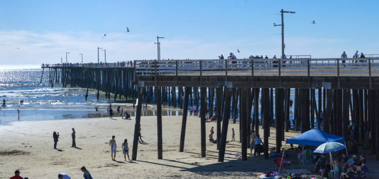Pismo Beach pier closes for $8.7 million renovation