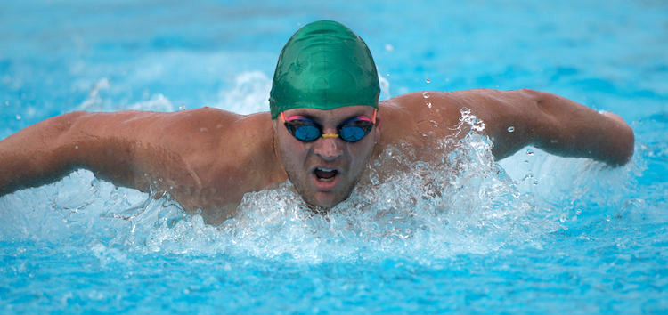 Cuesta holds largest swim invitational of the year