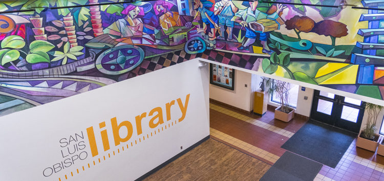 SLO library: refreshed, renewed, reopened