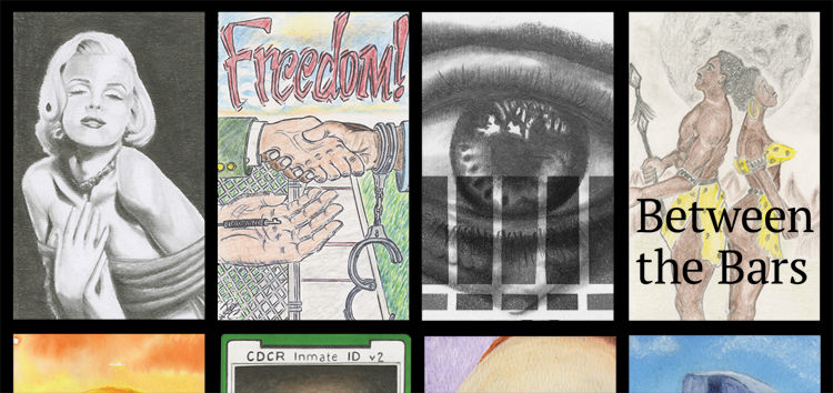 Showcase of art by California Men's Colony inmates comes to Cuesta