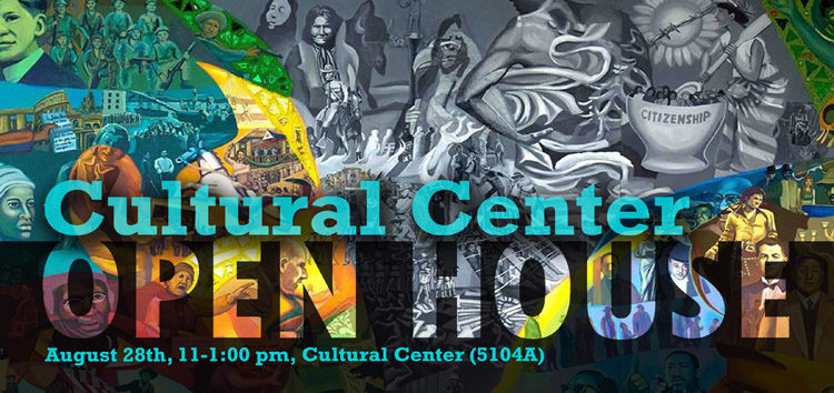 Cultural Center to host open house