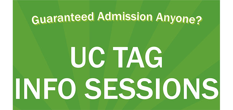 Cuesta offers information on guaranteed acceptance to UC schools