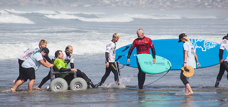 Operation Surf benefits Veterans