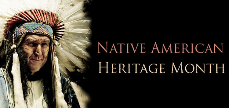 Native American History Month Presents…