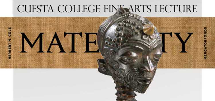 Fine Arts Lecture: Maternity in African Art