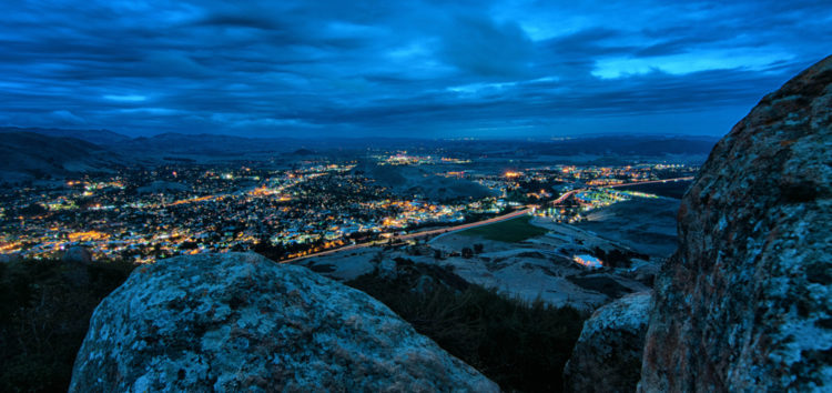 Hiking After Hours: Cerro San Luis Mountain Natural Reserve