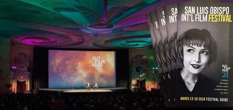 The San Luis Obispo International Film Festival: A unique experience<br><h6><em>The 24th annual SLO International Film Festival starts March 13</em></h6>