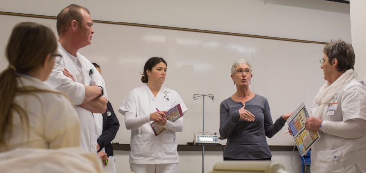 Nursing program: 100 percent first-time pass rate for RN test