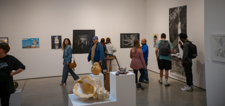 Cuesta art show highlights student creativity
