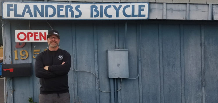 Local business owner, Shawn Hafley